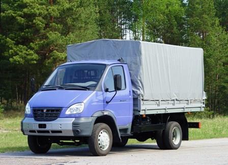 Работа грузоперевозки на своём грузовом автомобиле