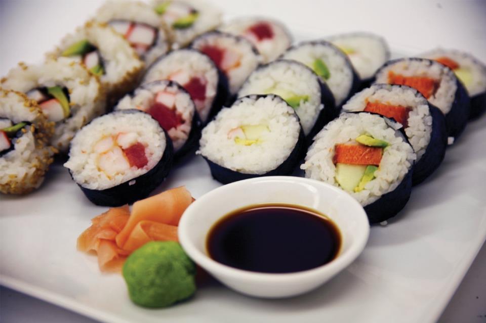 Бизнес-идея изготовления суши и роллов на дому
