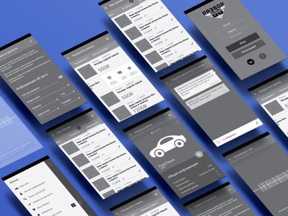 Мобильные приложения на xamarin