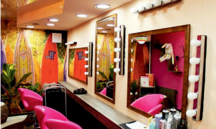 модный салон красоты
