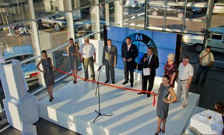 Открытие дилерского автосалона BMW (г. Пенза).