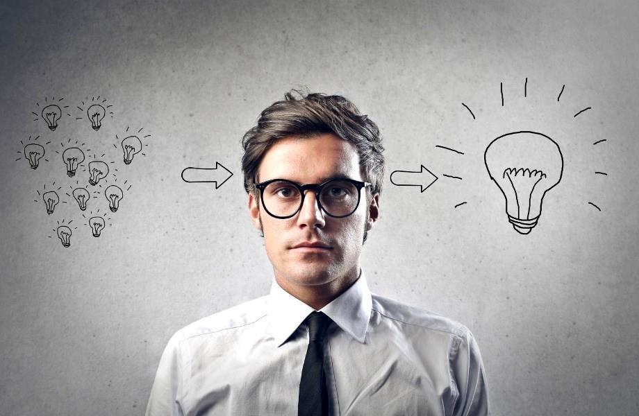 Генерация и выбор идеи для бизнеса