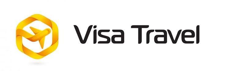 Рисунок 5. Логотип визового центра Visa Travel. Источник: франшизы-для-бизнеса.рф