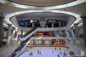 OZ Молл, торговый центр, Краснодар