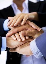 Развитие сотрудничества в бизнес