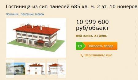 Открываем гостиничный бизнес - мини-гостиница
