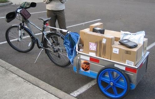 Велосипедная почта