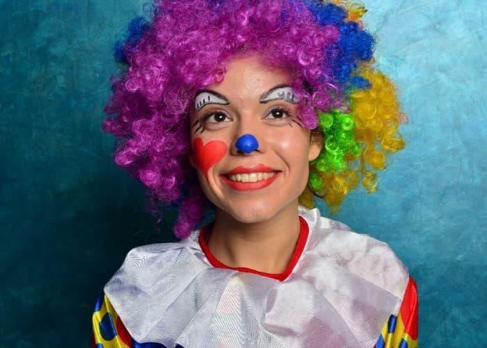 Фото. Возможно, в вас скрыт клоунский талант