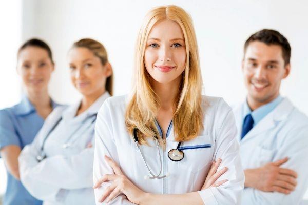 Персонал медицинского центра