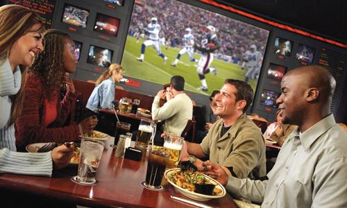 Посетители, залог успеха барного бизнеса