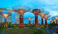 Сингапур сад-парк Bay South garden