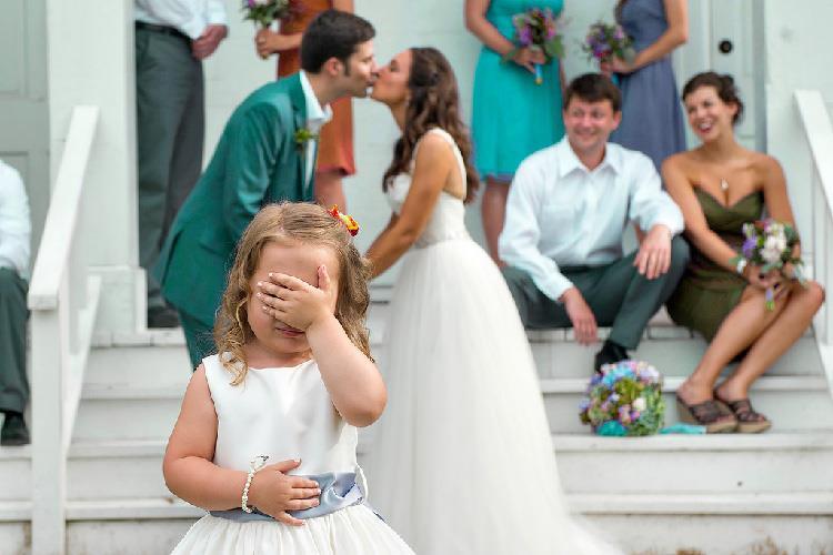 Работа помощником на свадьбе