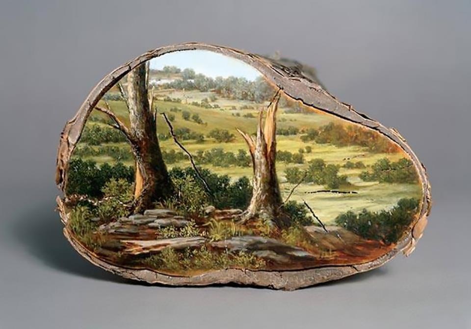 бизнес по изготовлению фото на спиле дерева