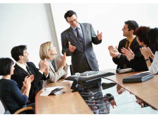 Бизнесмен - человек, посвящающий себя реализации дела