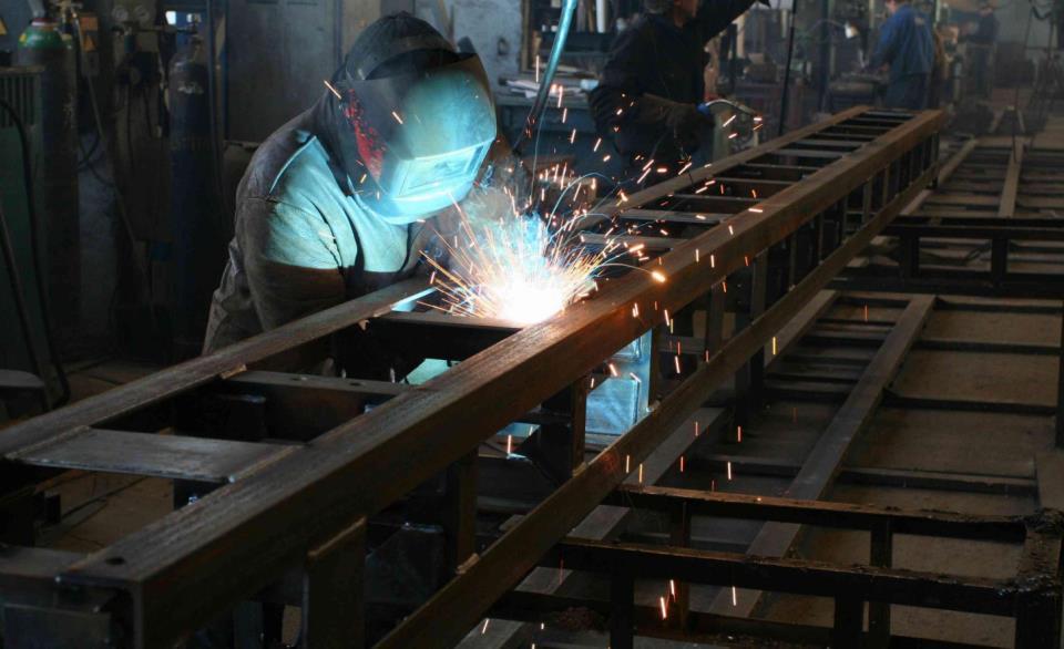 как организовать бизнес по производству металлоконструкций