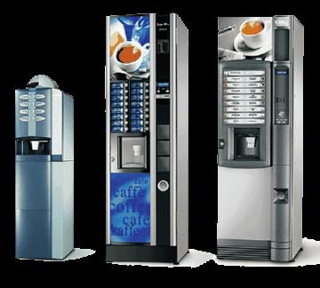 Автоматы для вендинга