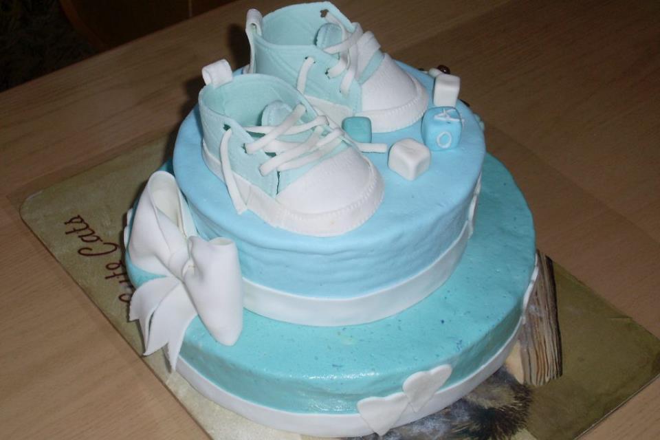 подарочный торт