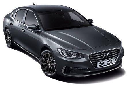 Hyundai Grandeur 2018