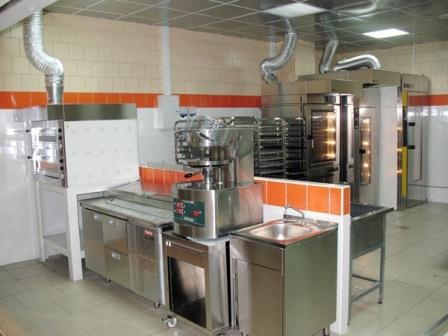 открыть булочную пекарню