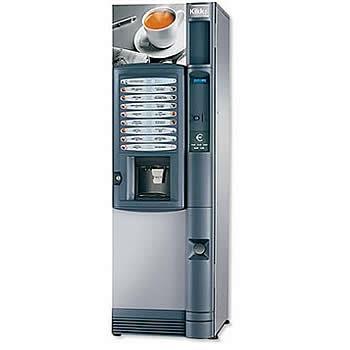 Кофейный автомат Necta Kikko Tea 7