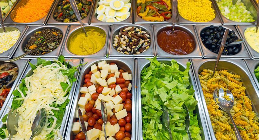 Рестораны быстрого и полезного питания