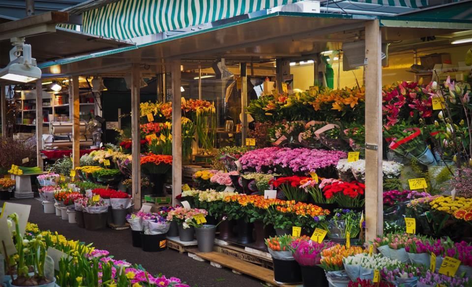 Придумываем название для цветочного магазина