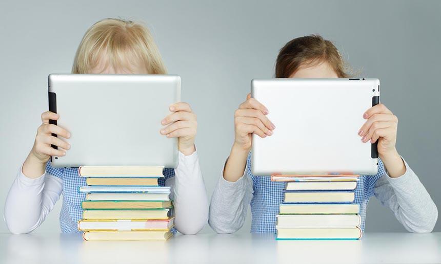 книги vs. гаджеты