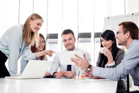 бизнес в офисе идеи
