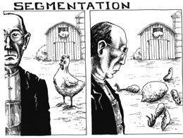 сегментация и таргетинг