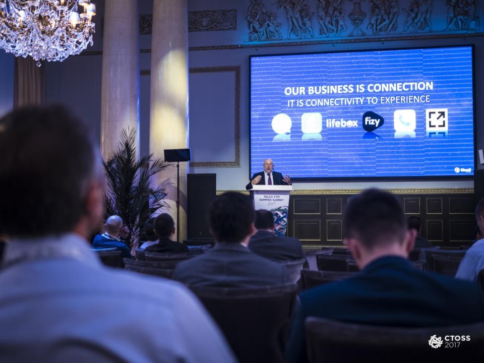 Йоргос Янидис, генеральный директор Lifecell Ventures