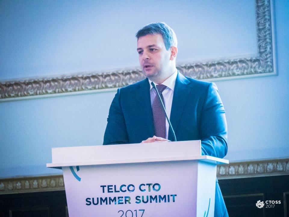 Дмитрий Алхазов, заместитель министра связи и массовых коммуникаций РФ