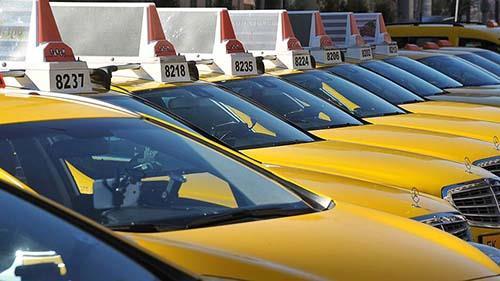 Вакансии такси бизнес класса с арендой в Москве