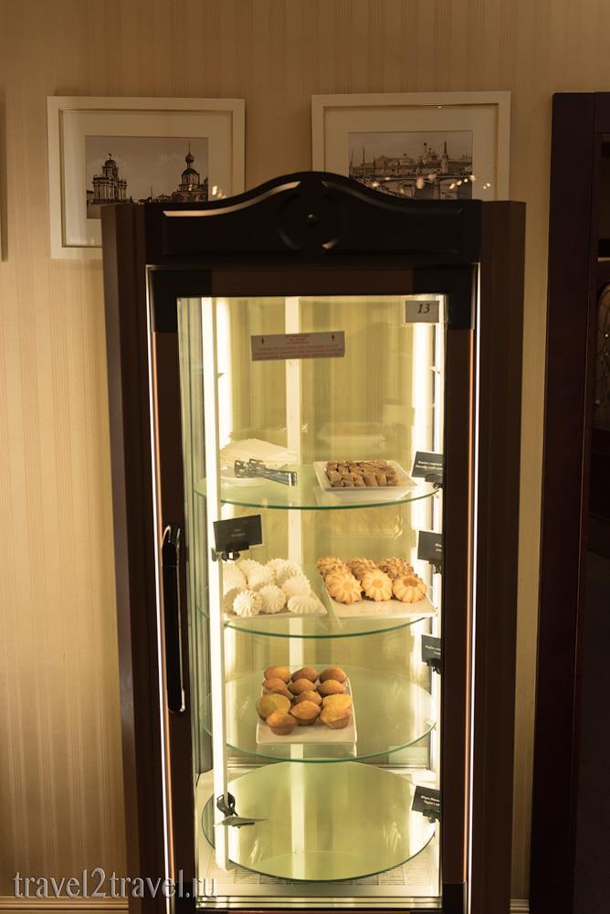 десерты бизнес-зал Классика (Classic Lounge) Шереметьево Терминал F