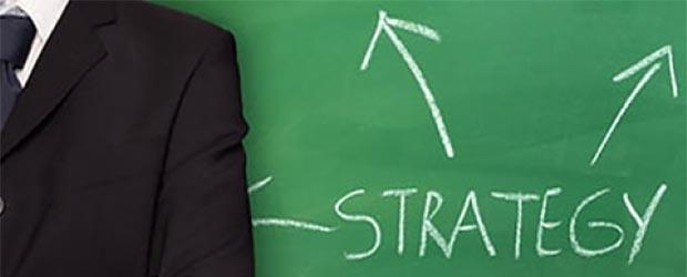 Стратегия маркетинга показывает куда двигаться