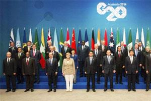 Саммит G20 главы стран