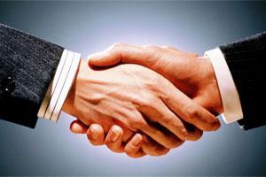 Мужское рукопожатие