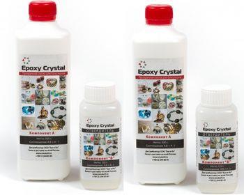 эпоксидная смола EpoxyCrystal