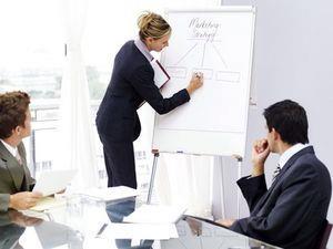 Качества и умения докладчика презентации бизнес плана