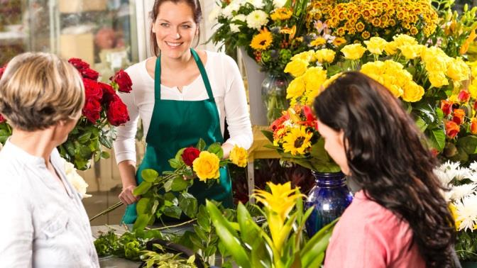 идеи для цветочного бизнеса