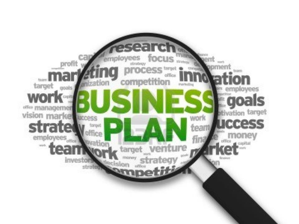 Бизнес-план: назначение, структура