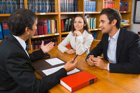 Наёмные юристы
