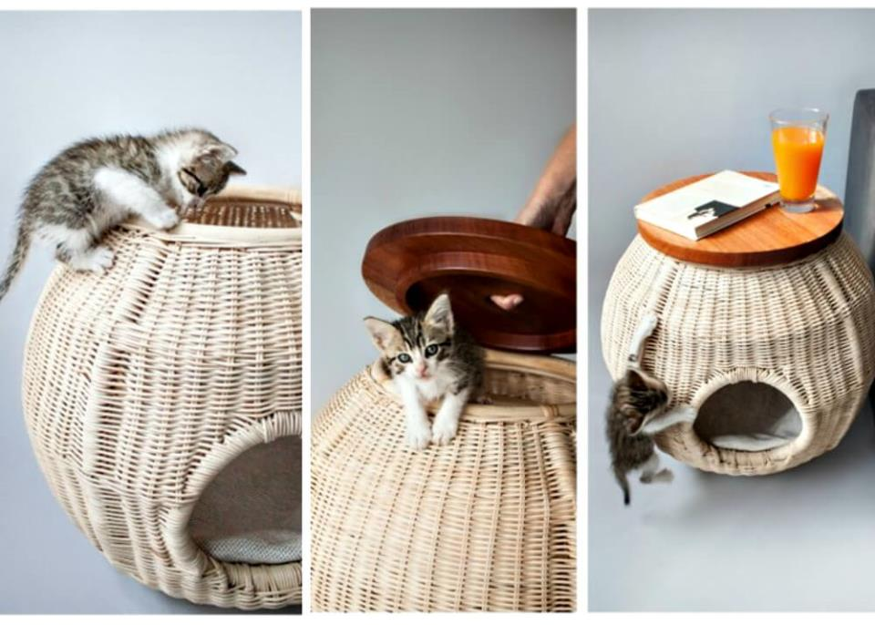 Производство мебели для животных