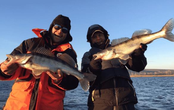 На фото: Бизнес-идея для мужчин – обучение рыбалке