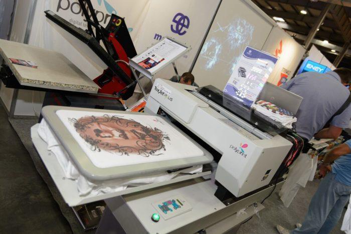 Оборудование для печати на футболках