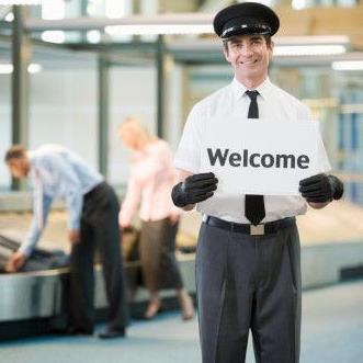 Виды вип услуг в аэропортах: Meet & Assist