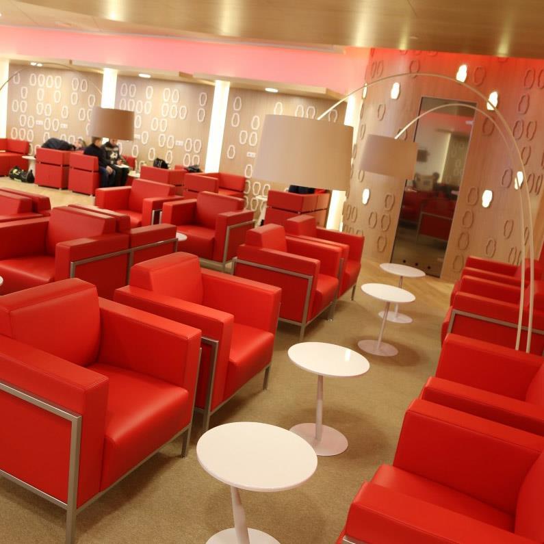 Виды вип услуг в аэропортах: Бизнес залы