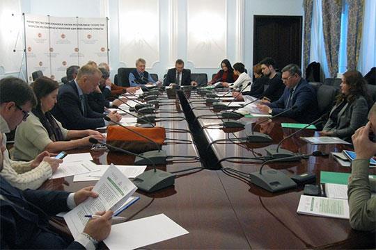 Заседание совета Ассоциации предприятий малого и среднего бизнеса РТ прошло вчера без Хайдара Халиуллина