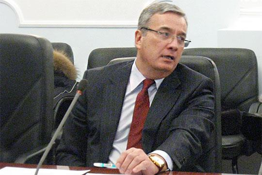 О международных связях – установленных и будущих – рассказал Ильдар Аблаев