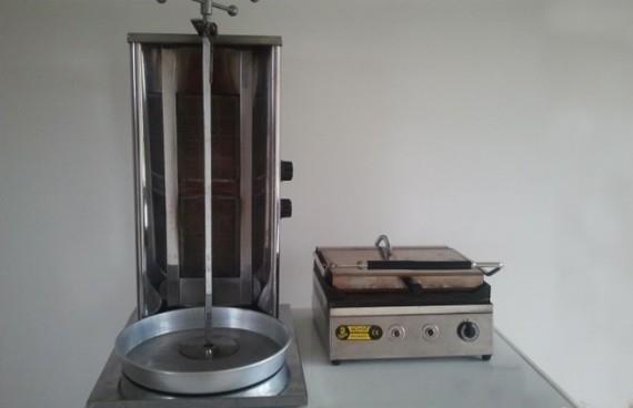 Оборудование для приготовления шаурмы