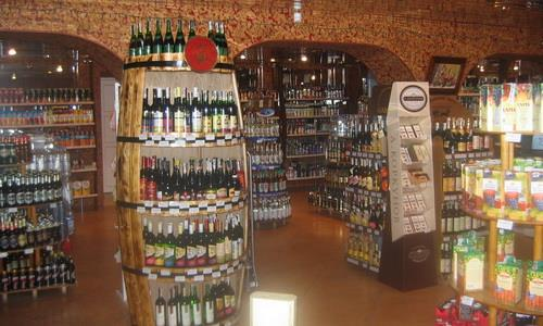 Магазин алкогольной продукции